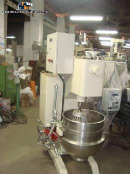 Batedeira planetária industrial para 40 litros