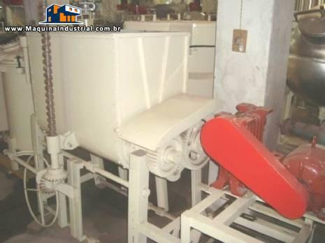 Misturador industrial sigma 150 litros