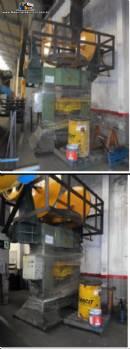 Prensa de fricção para 200 toneladas