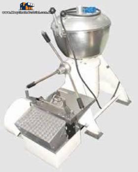 Misturador industrial para massas Geiger